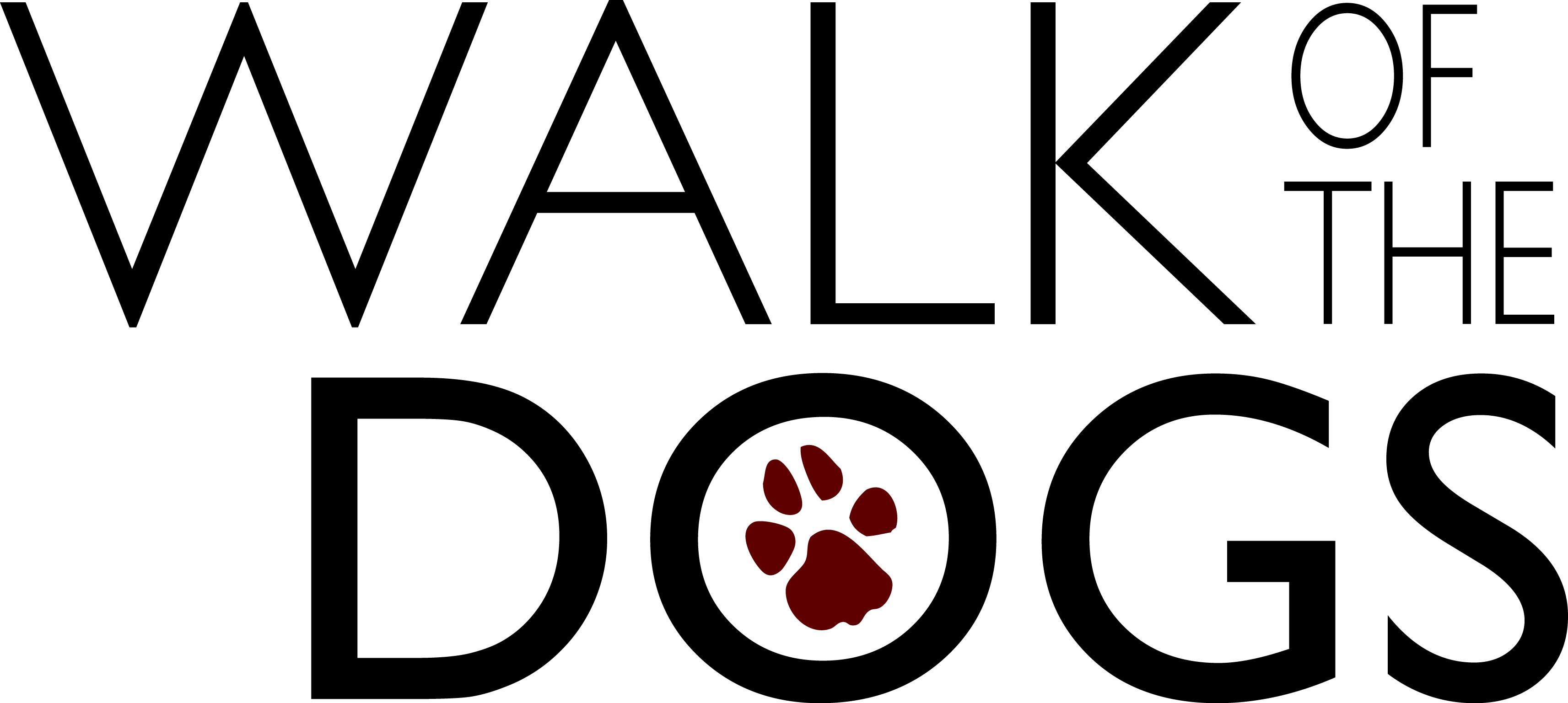 Walk of the dogs