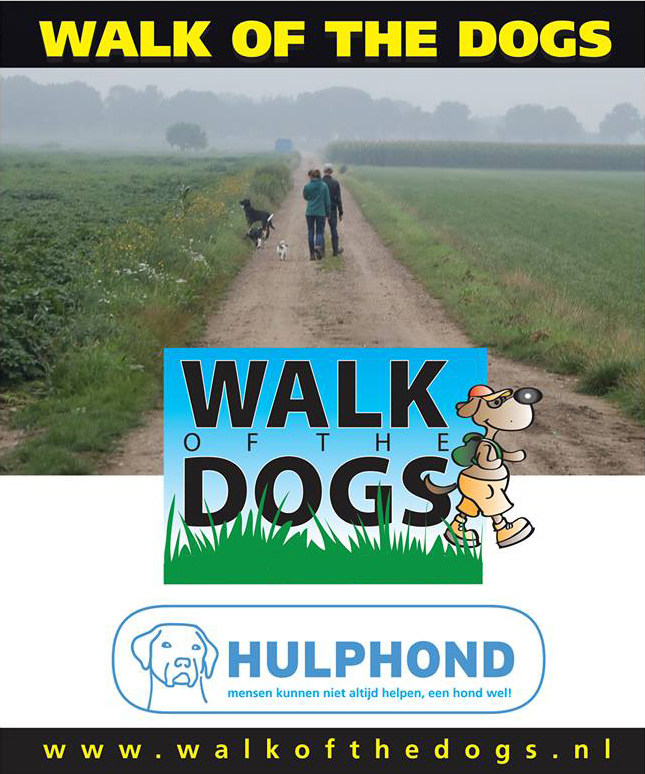 Poster Walk of the Dogs algemeen